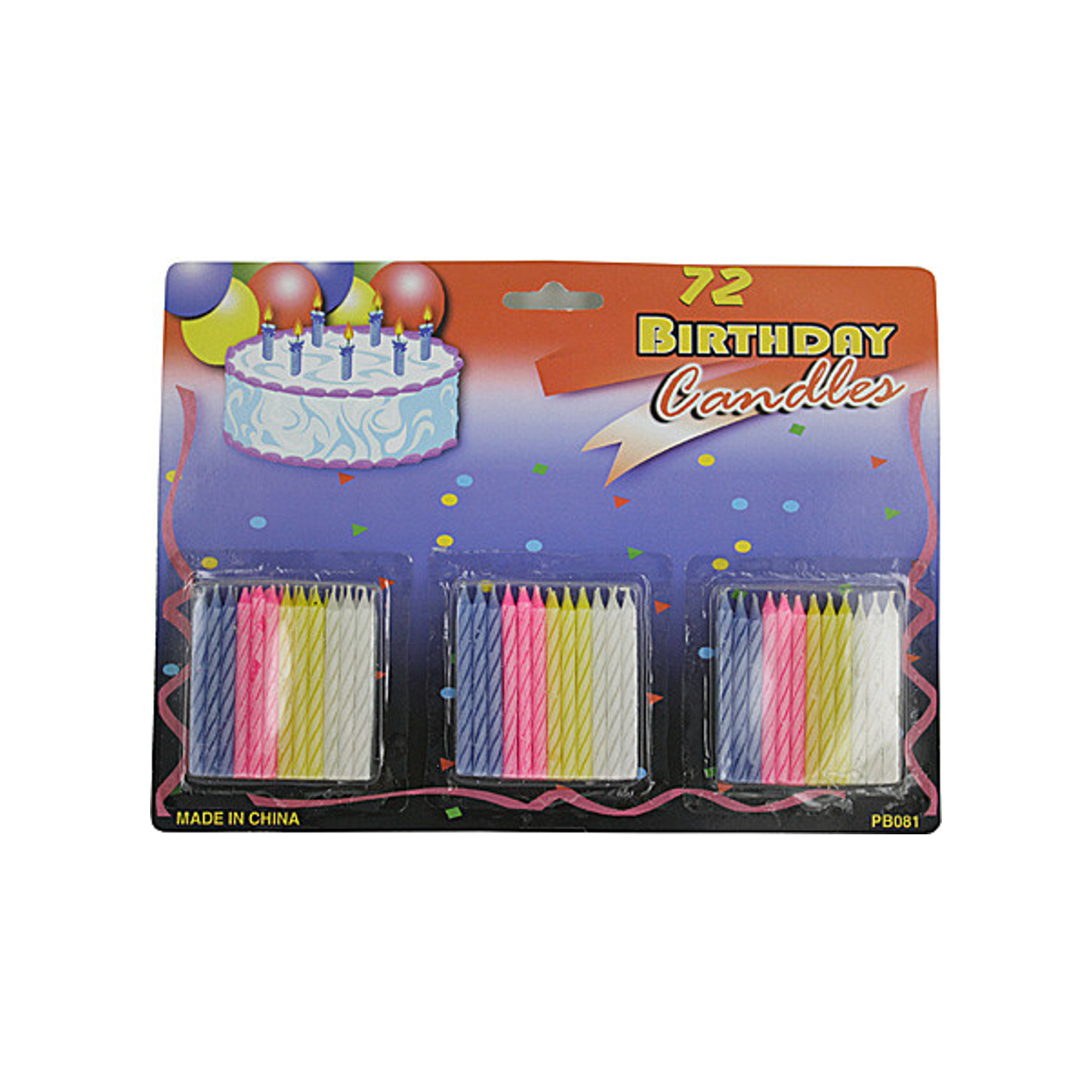 wholesale birthday candles cheap party items. Black Bedroom Furniture Sets. Home Design Ideas