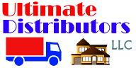 Ultimate Distributors LLC Logo
