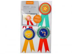 Wholesale 4 Count Ribbon Awards Set