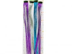 Wholesale Glitter Hair Extensions Party Favors