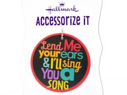 Wholesale 'Lend Me Your Ear' Gift Trim Tag
