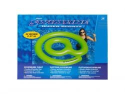 "Wholesale ""@"" Sign Round Pool Float"