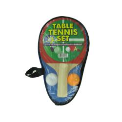 Wholesale Portable Table Tennis Set In Carrying Case
