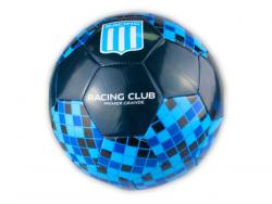 Wholesale Size 5 Argentina Racing Club Blue And Black Soccer Ball