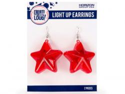 Wholesale Create Out Loud Light Up Earrings