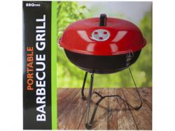 Wholesale Charcoal Barbecue Grill With Dome Lid